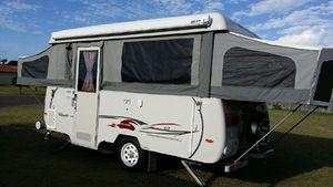 Coromal Silhouette     2010 (made)  camper van  sleeps 5  Fiama awning  full annex  3-way fridge  microwave oven + extras  registered   $21,000 ono   Phone 0418 757 810