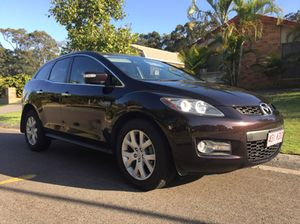 Mazda CX7 Luxury Sport