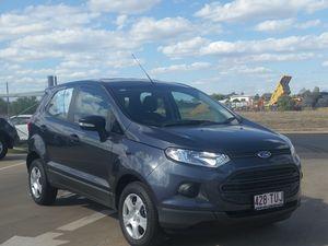 2014 Demo Ford Ecosport Ambiente SUV