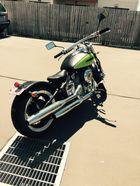 Yamaha Dragster XVS 450 Bobber Excellent Condition Custom Bike with heaps off extras white wall tyres great to ride no oil leaks Recently Just serviced has road worthy certificate and 2 months to go on rego  be quick. Fast seller