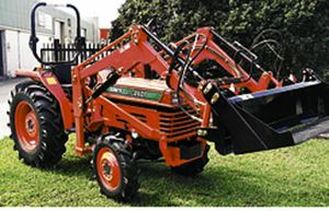 Kubota L1-26 30hp