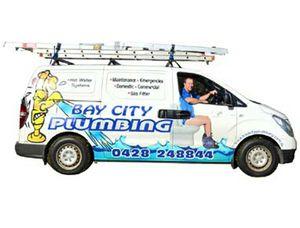 CALL   BAY CITY PLUMBING   Call 0428 248 844   QBCC: 1307974