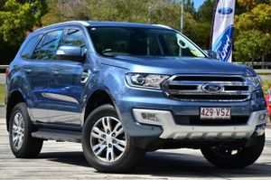 Ford Everest is finally here!        It stands out from the rest with premium interior finishes, comfort and ride quality, class leading 3 tonne towing capacity and 7 seats standard. Some of the other features available include Adaptive Cruise Control, Lane Departure Warning, Power Tailgate, Hill Descent Control, Hill Launch Assist ...