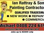IAN RATTRAY & SON PAINTING CONTRACTORS