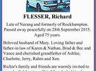 FLESSER, Richard