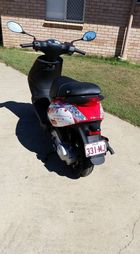 Piaggio, registered, 31kms - excellent new condition