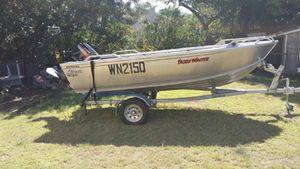 Stesco Plate 430     40hp + trailer  30 hours work  Elite 7  down scanner  sonar  chart plottter  fish finder  full safety  registered  near new   $9,500 ono. Phone 0497 785 013