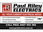 Paul Riley Electrics