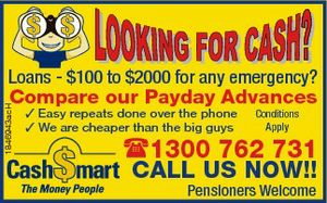 Loans - $100 to $2000 for any emergency?