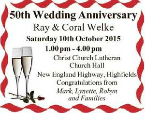 Ray & Coral Welke