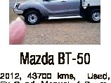 Mazda BT-50 2012, 43700 kms, Used, Ex Cond, Manual, 4 Doors, UTE extra cab, 4WD 5cly diesel, 6 speed, bull bar, driving lights, UHF, ladder rack,A1 condition Reg, RWC $32,700, Gracemere 041 976 0800