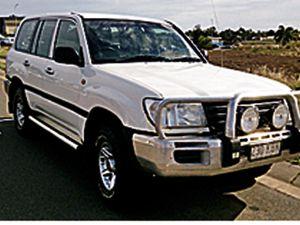 2004 TOYOTA LANDDCRUISER - $16,990