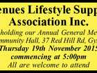 Avenues Lifestyle Support Association Inc.