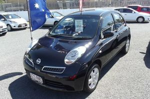 4 Cylinder AUTO under $8000, check out this Micra in Black.  We have been serving the Gladstone and Central Queensland area for over 25 years and pride ourselves in the services we offer. Our website contains news and information on the popular range of Nissan Passenger, Light Commercial vehicles and ...