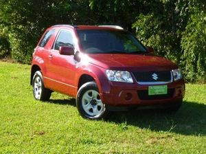 2009 Suzuki Grand Vitara JB MY09 Burgundy 4 Speed Automatic Hardtop