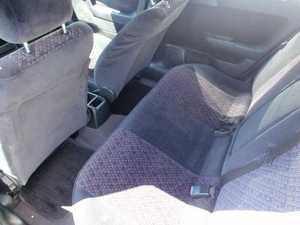 2000 Holden Astra TS City 5 Speed Manual Sedan