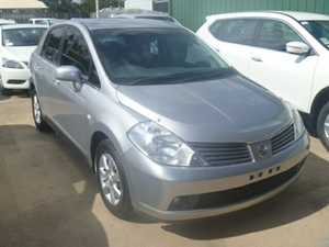 2006 Nissan Tiida ST 6 Speed Manual Sedan