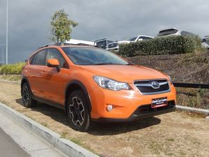 2012 Subaru XV G4-X MY12 2.0i-S AWD Orange 6 Speed Manual Wagon