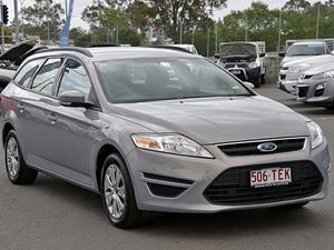 2013 Ford Mondeo MC LX Tdci Grey 6 Speed Automatic Wagon