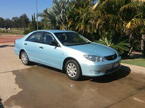 2004 Auto, 114,400 klms,   Reg'd to Feb 16.   Good condition.   $7,700.