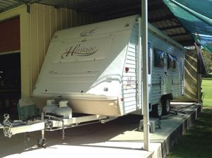 Jayco Heritage 20ft - Very Good Condition