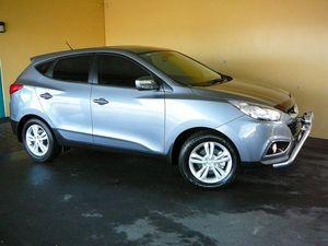 2013 Hyundai ix35 LM MY13 SE (AWD) Grey 6 Speed Automatic Wagon