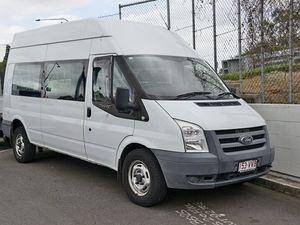 2011 Ford Transit VM White 6 Speed Manual Van
