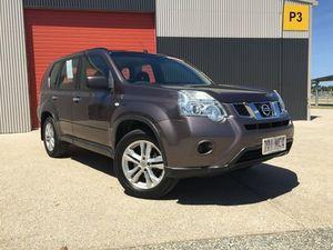 2010 Nissan X-Trail T31 MY10 ST Grey 6 Speed Manual Wagon