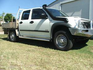 MANUAL  , WHITE  , ALUMINIUM TRAY & LADDER RACK