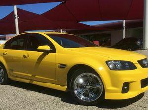2012 Holden Commodore VE II SS Yellow  Sedan