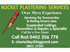 Rocket Plastering Services