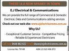 E.J Electrical & Communications
