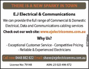 There is a new sparky in town