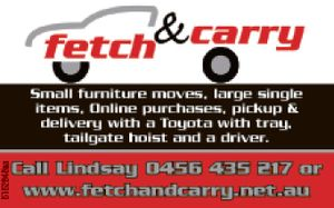 Small furniture moves