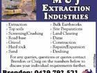 M & J Extraction Industries Pty Ltd (MJE)