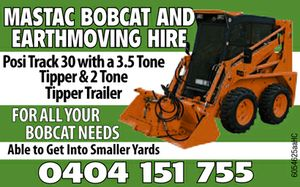 Able to get into smaller yards.