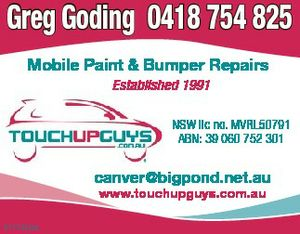 Greg Goding 0418 754 825