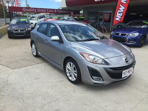 2011 Mazda 3 SP25 Grey 5 Speed Hatchback