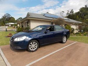 Holden T/Dsl 2010 - Excellent Condition