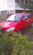 HYUNDAI Getz 2010, 66000km, 4 door, manual, one owner, log book history, perfect condition, registered, RWC, $7000.