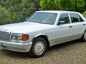 Mercedes SEL420