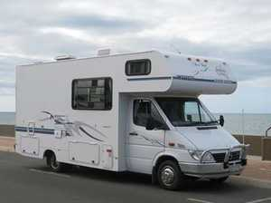 Mercedes Benz Winnebago Leisure Seeker