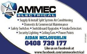 * Supply & Install Split System Air Conditioning