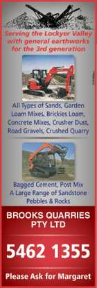 Serving the Lockyer Valley with general earthworks for the 3rd generation.