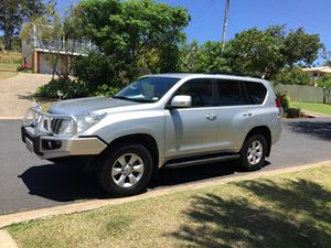 LANDCRUISER Prado 12/2011, 109,800kms, turbo diesel auto GXL, bull bar, $41,000. Ph 0476907494