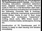 "Expression of Interest The builder for the Cedar Heights project invites ""Expressions of Interest"""