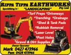 RIPPA TIPPA EARTHWORKD PTY LTD