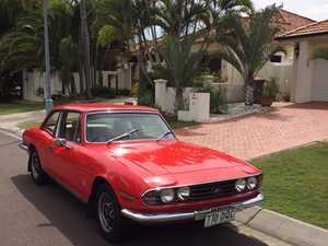 Triumph Stag 1977 Series 11