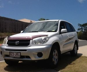 FOR SALE 2004 Toyota Rav4 CV AWD Automatic $8500 AUD   Very Low Kilometers For a Toyota 125,000 KM (77,500 Miles) 5 Doors Very Clean 2.4L Petrol Cruise Control All Electric Controlled Windows Electric Side View Mirrors All four (4) New Bridgestone Tires New Toyo Spare Tire Air ...