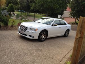 Chrysler 300C 2012 white, 3.6
